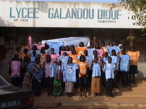 simonson alice fulbright exchange teacher senegal west africa
