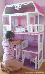 Sa Maison De Barbie Personnaliser Merci Les Kits Mini