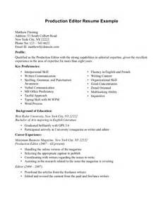 production assistant resume resume production assistant