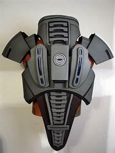mass effect 3 n7 armor template - wear mass effect n7 armor