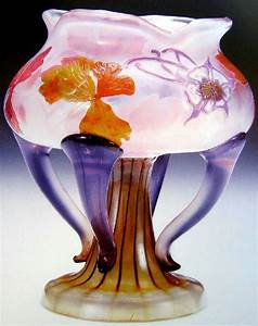 Art Nouveau Glass Maker Emile Galle Art Kaleidoscope