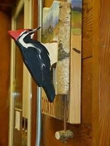 woodpecker door knocker project fun  parents  kids