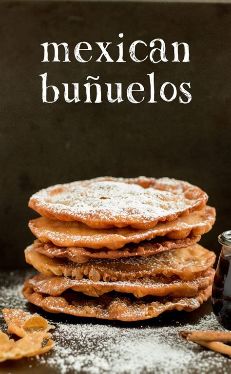 Often served during the christmas and new years holidays, this mexican bunuelos recipe makes the perfect fried dough covered in cinnamon sugar! These Mexican Buñuelos are a traditional holiday dish ...