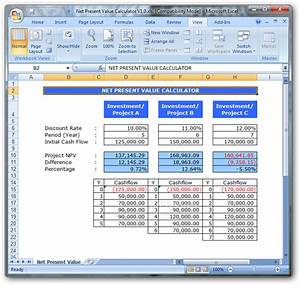 download intrinsic value calculator excel free With intrinsic value calculator excel template