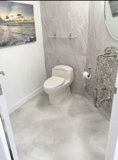 epoxy flooring bathroom standard  metallic epoxy