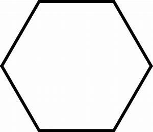 Hexagon Clipart Transparent