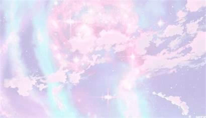 Aesthetic Anime Pastel Kawaii Desktop Backgrounds Sky