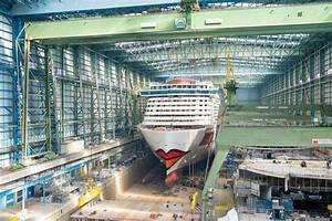Largest Ever Carnival Owned Cruise Ship Receives Hull Artwork