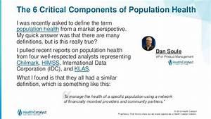 Définition Four Catalyse Pyrolyse : the 6 critical components of population health ~ Premium-room.com Idées de Décoration