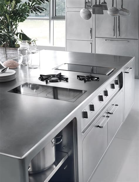 cuisine professionnelle professional stainless steel kitchen ego by abimis is a