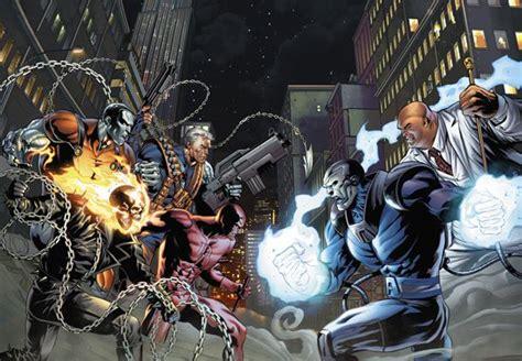 Dark City Coming in June for Marvel Legendary Card Game ...