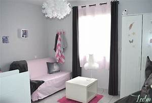 Idees Deco Chambre : id es d co chambre b b fille ~ Melissatoandfro.com Idées de Décoration