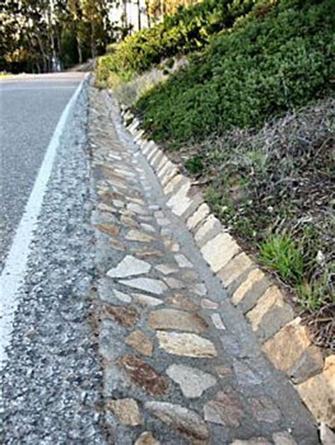 driveway runoff solutions roadside storm drain ditch parking strip gardens pinterest stones good ideas and boots