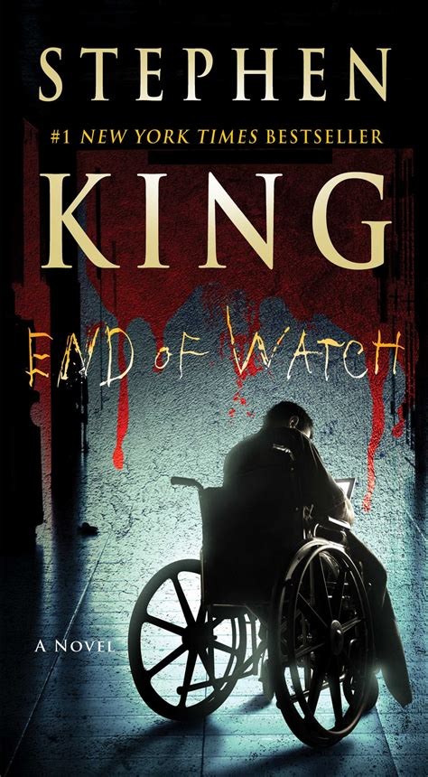 End Of Watch Book By Stephen King Official Publisher