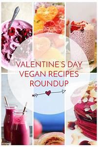 Valentine's Day Vegan recipes roundup ♥ - Seven Roses