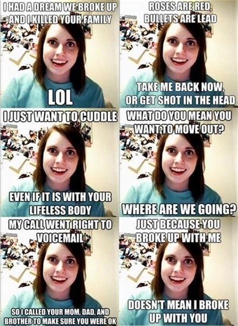 Obsessed Girlfriend Meme - 49 best overly obsessed girlfriend images on pinterest overly obsessed girlfriend overly