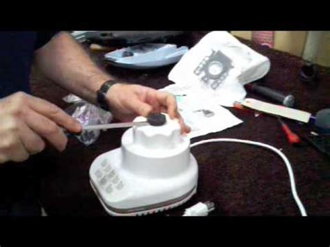 How to Replace a Kitchen aid Clutch/Coupler   YouTube