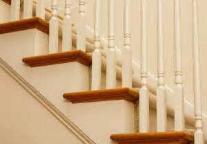 Wood Stair Nosing For Tile by How To Install Carpet On Stairs Bob Vila