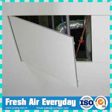 gypsum board aluminum ceiling access panel ceiling tile