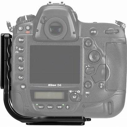 Kirk D4 Bracket Nikon Camera Shashinki Bl