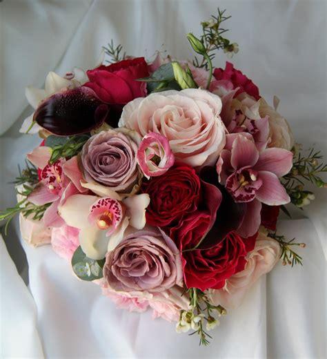 flower magician beautiful late summer wedding bouquet