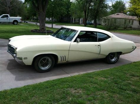 Purchase Used 1969 Buick Skylark Custom In Wichita, Kansas