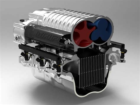 Whipple Supercharger Ford F150 5.0l 2011-2014