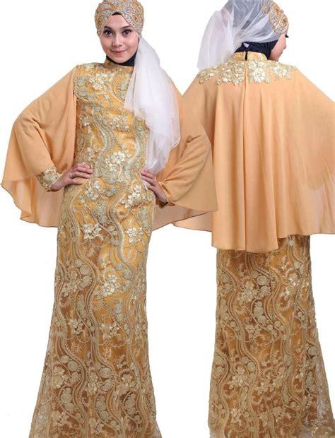 model gamis cantik gamis modern cape hijab busanamuslim