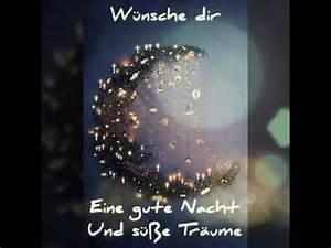 Süße Träume Bilder Kostenlos : gute nacht und s e tr ume youtube ~ Bigdaddyawards.com Haus und Dekorationen