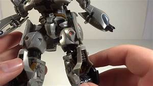 Transformers Movie Jazz Deluxe Toy Review