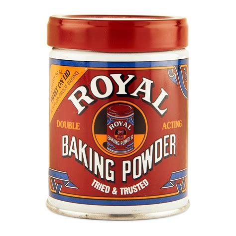 what is baking powder royal baking powder 200g woolworths co za