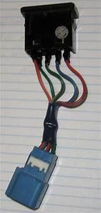 4runner Rear Window Switch Wires