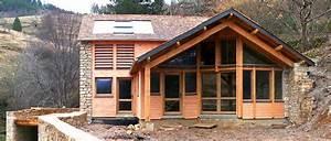 Galerie realisations ossature bois charpente escalier for Photo de jardin de maison 14 galerie realisations ossature bois charpente escalier