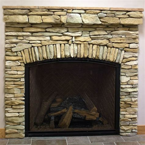stacked fireplace pictures how to create the stacked fireplace look on a budget 5687