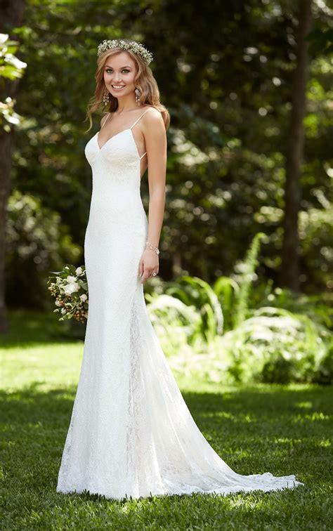 Dramatic Low Back Wedding Dress I Stella York Wedding Dresses