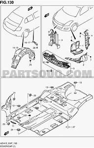 Diagram Of Car Parts In Spanish