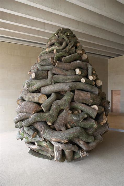 stacked sculpture andy goldsworthy four indoor galleries and open air studio international