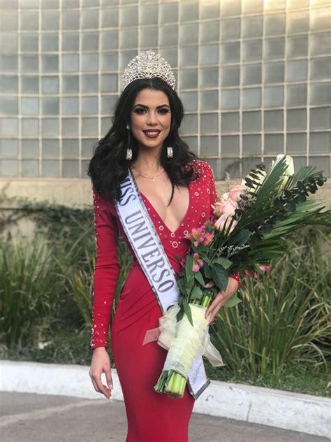 Andrea Díaz la nueva Miss Chile que busca ganar la corona