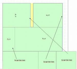 Replacing Subfloor  Underlayment