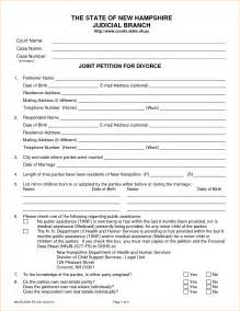 Oklahoma Divorce Petition Form