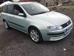 2003 Fiat Stilo 1 9 Jtd Fully Loaded Satnav   Pan Roof C Control Ect