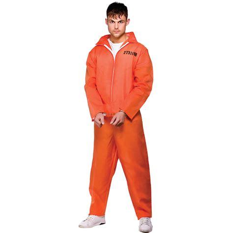 prison jumpsuits mens usa convict prisoner robber orange jumpsuit fancy