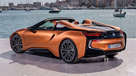 Bmw I8 Roadster Backgrounds by 2018 Bmw I8 Roadster Hd Wallpaper Background Image