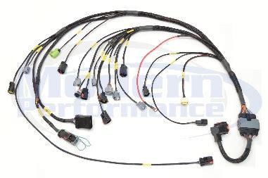 Dodge Neon Engine Wiring Harnes by Wire Tuck Engine Harness 03 05 Neon Srt 4 Ignition