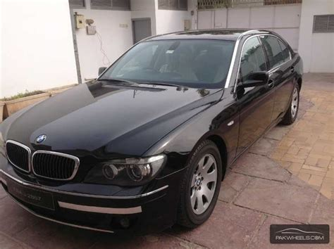 Used Bmw 7 Series 740li 2007 Car For Sale In Faisalabad