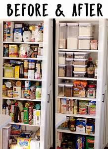 Kitchen Pantry ... Pantry Organization