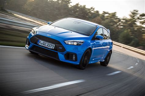 Ford Focus RS (2016) first ride review   CAR Magazine