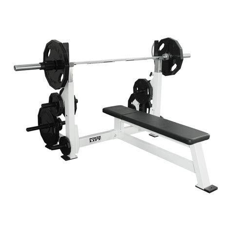 Olympic Flat Bench Press  Power Lift