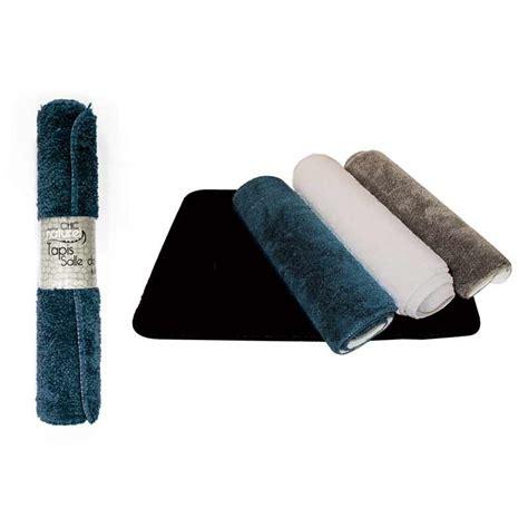 tapis de salle de bain microfibre