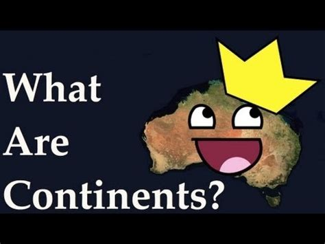 There Are Seven Continents Song